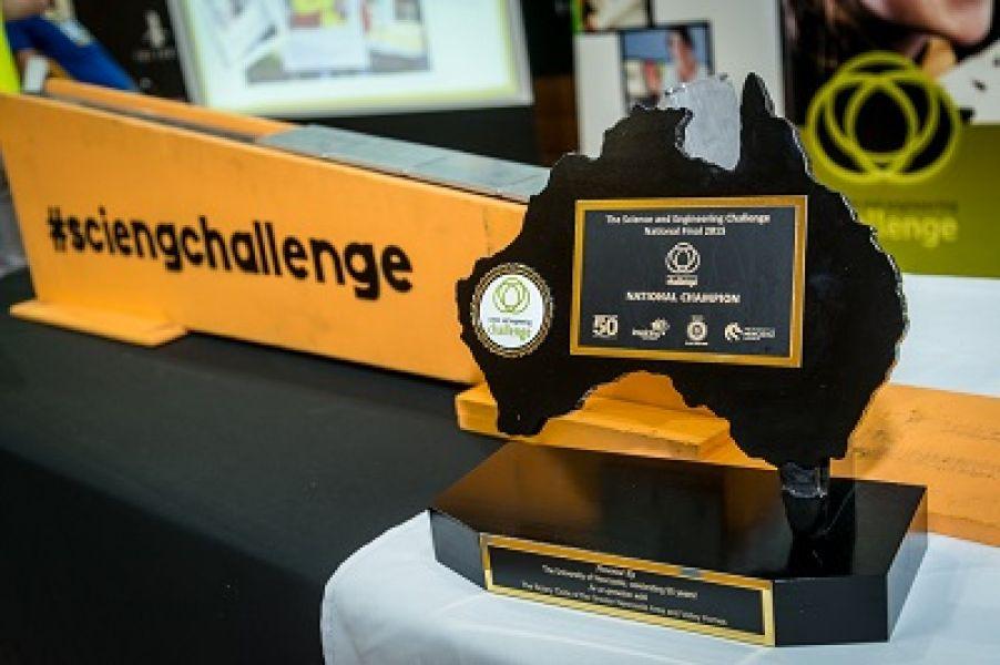 Bridge and Trophy