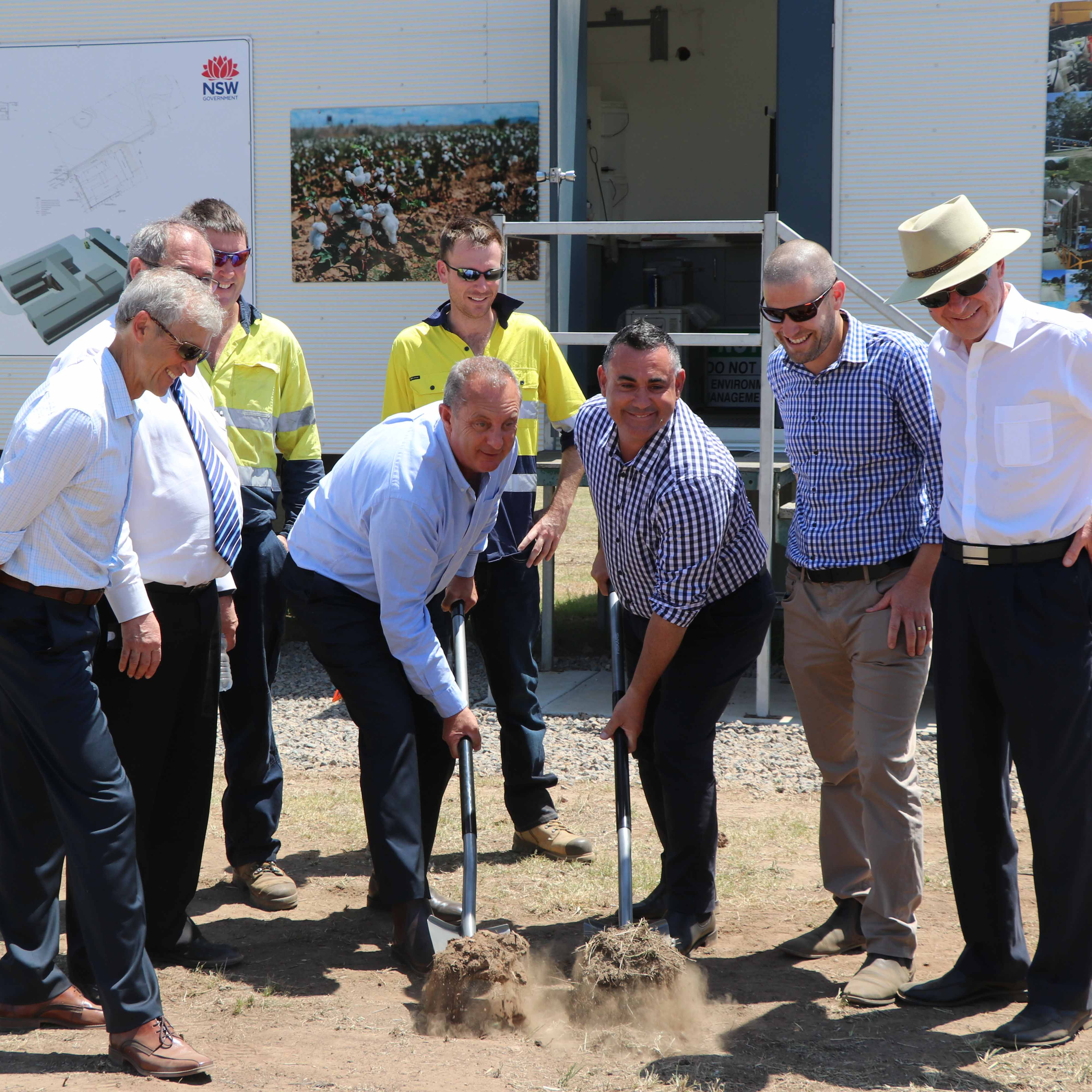 Work starts on world-class biorefinery for the Hunter / Featured