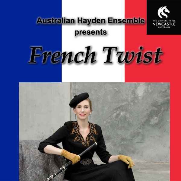 Australian Haydn Ensemble presents French Twist