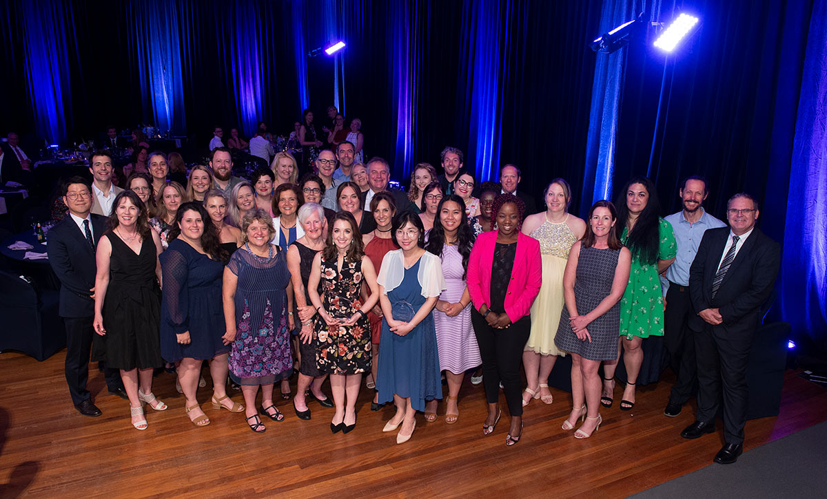 Excellence Awards 2019 Winners