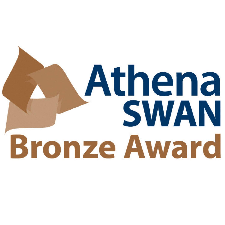 Athena SWAN Bronze acceditation