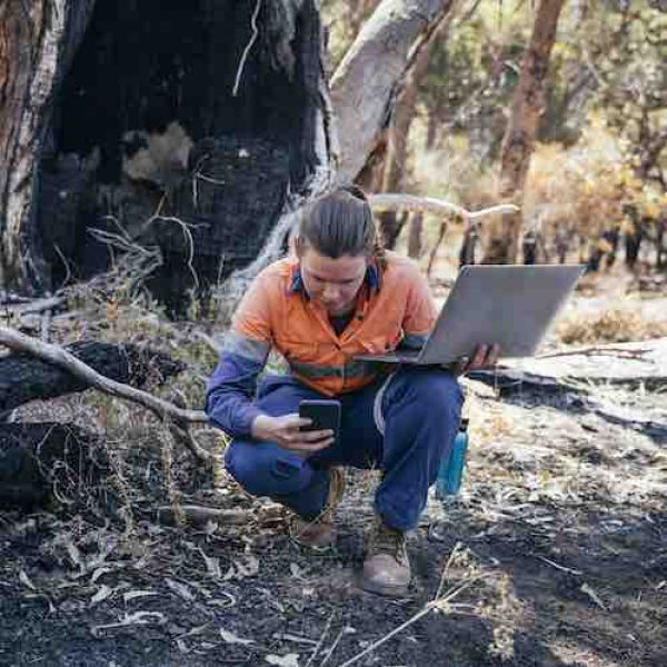 Science webinar: Earth Science, Geography and Biodiversity majors