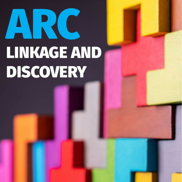 ARC Discovery Projects and Linkage Projects schemes graphic