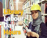 Labour Day Library Hours