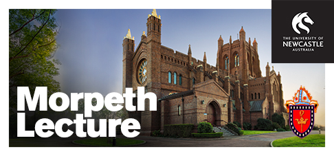 2016 Morpeth Lecture Promotional Image