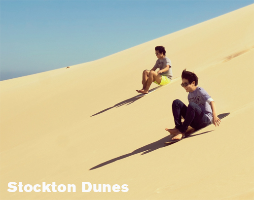 stockton dunes