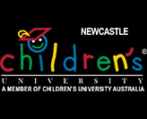 Children's University Newcastle logo