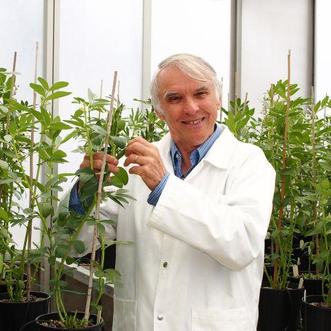 Emeritus Professor John Patrick