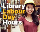 Long Weekend Library Hours