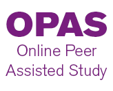 Boost your course results with OPAS
