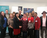 Indigenous media mentoring program launch