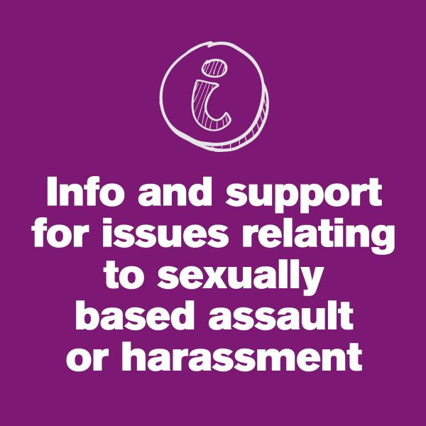 Managing sexual assault and harassment