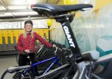 Bike hubs encourage pedal power