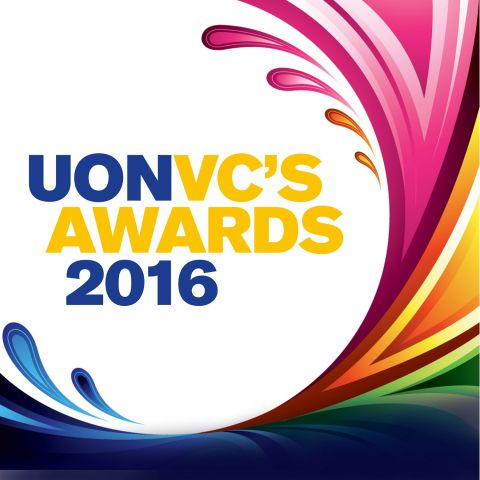 2016 Vice-Chancellor's award winners announced