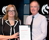 VC award for research supervision excellence