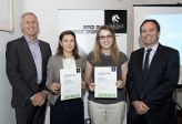 Vice-Chancellor's Awards for outstanding research candidates 2014