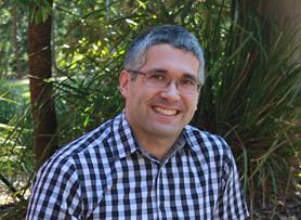 Associate Professor Daniel Quevedo