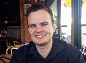 Dr Luke Wolfenden