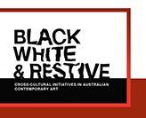 Black White Restive