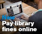 New - pay fines online