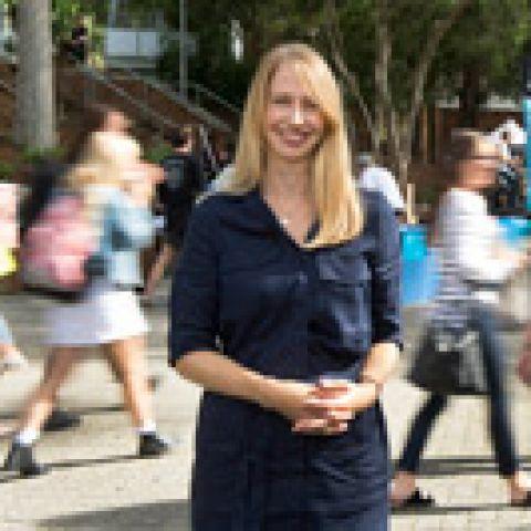 Dr Julia Coffey