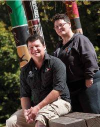 Indigenous staff members