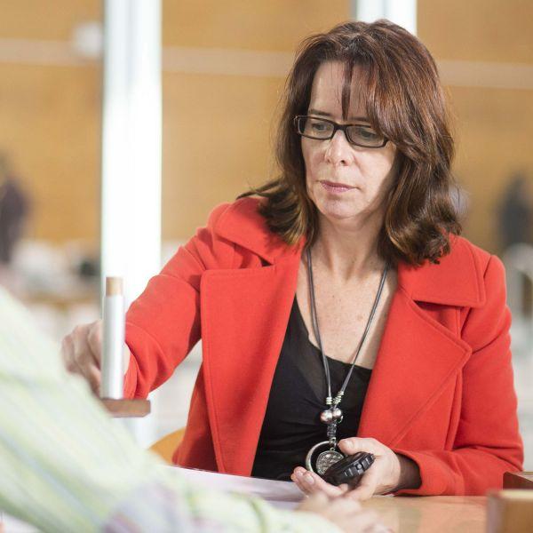 Professor Paulette van Vliet