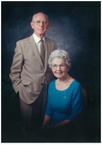 Bill and Iris Burges
