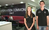 Library Information Commons video
