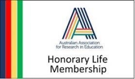 AARE Award Logo