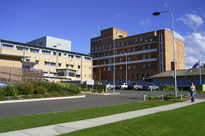 Manning Rural Referral Hospital