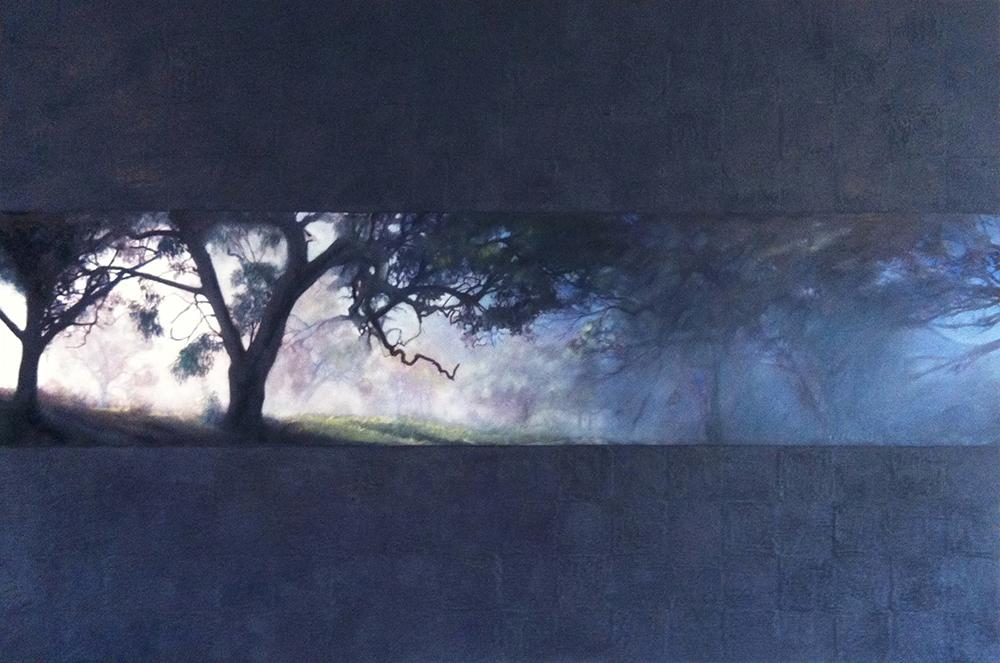 Julianne Tilse, Ancient Forest Redgums, 2014