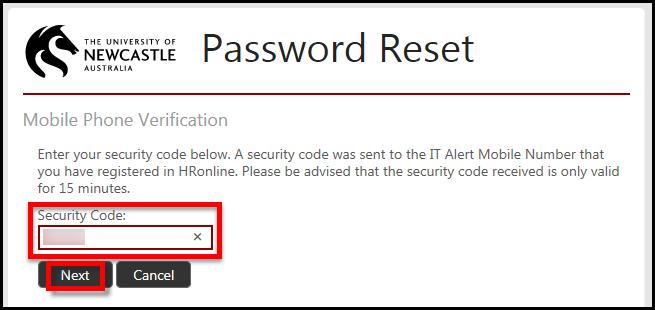 Password Reset 2 new