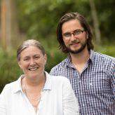 Dr Amanda Howard and Dr Jason von Meding