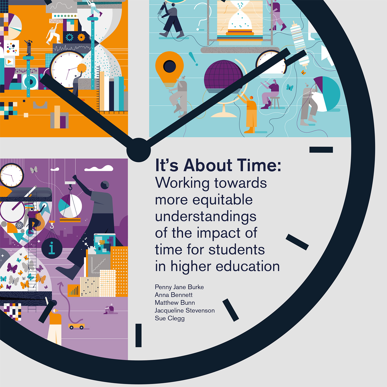 It's About Time report cover