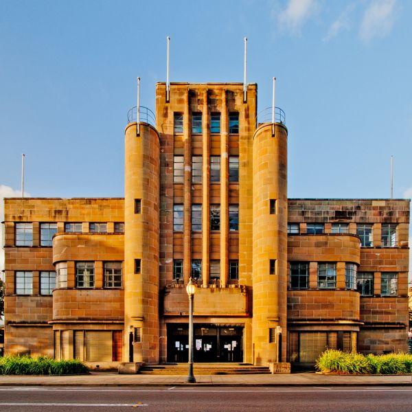 School of Creative Industries re-designs University House