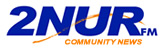 2NURFM Community News Logo