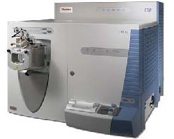 Thermo Finnigan's LTQ XL/ETD is an advanced Linear Ion Trap Mass Spectrometer (MS)