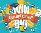 Survey winners announced