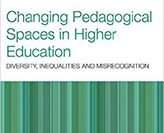 Cover of Changing Pedagogical Spaces in Higher Education