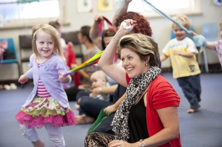 Newcastle Conservatorium Early Childhood Music