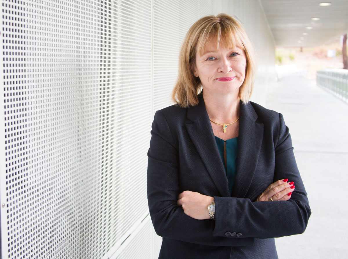 A /  Professor Christine Paul