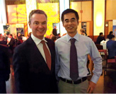 Professor Yong-Ling Ruan and Hon Christopher Pyne