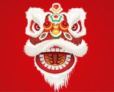 China Festival Lion