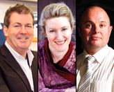 Three UON research leaders awarded prestigious fellowship