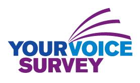 Your Voice survey