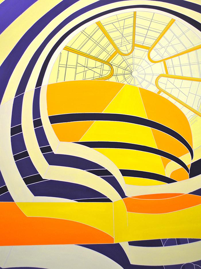 Grant Vercoe, Guggenheim