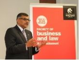 Singapore Chief Justice visits Newcastle Law School to talk anti-corruption