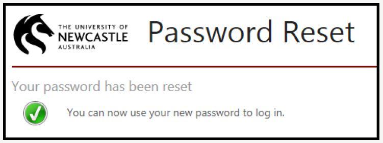 Password Reset 4