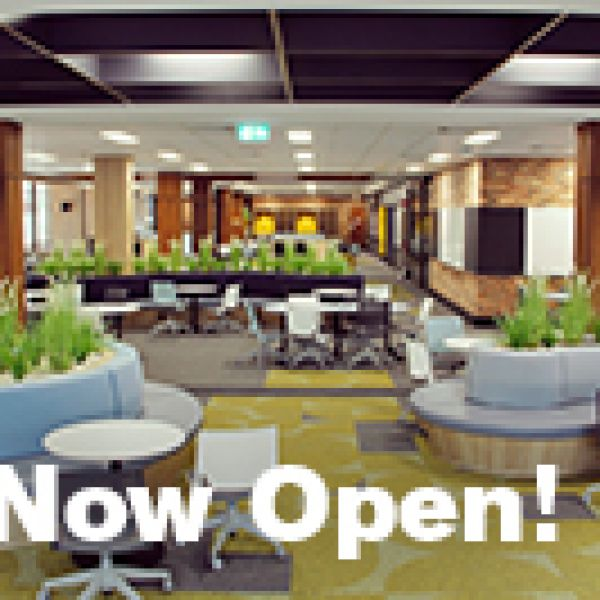 Learning Lounge now open